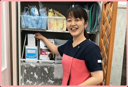 松田さや香仕事風景3