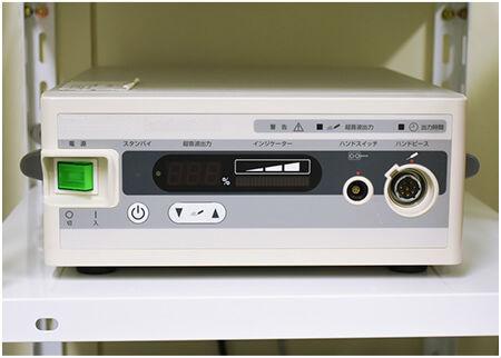 超音波凝固切開装置