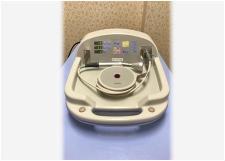 半導体レーザー治療器