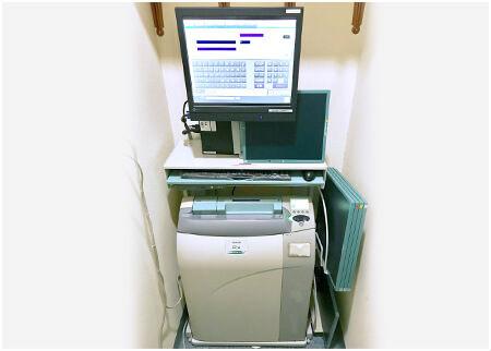 X線画像診断装置(CR)